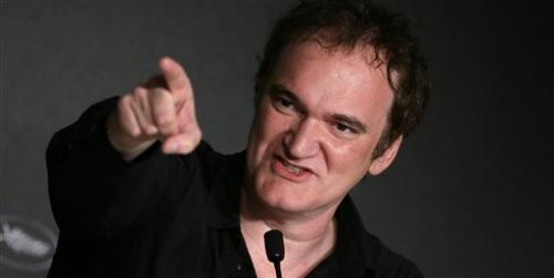 Tarantino calls digital film 'death of cinema'