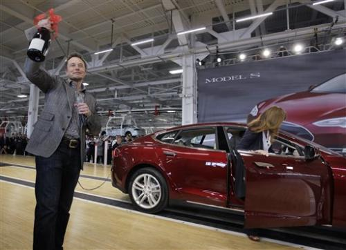 Tesla says decision on battery factory months away