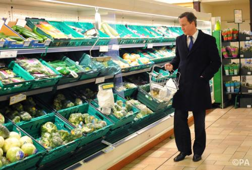 The science that makes us spend more in supermarkets, and feel good while we do it