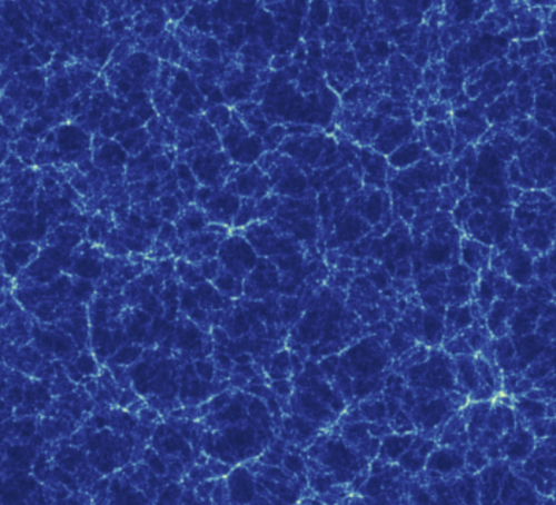 Trio of physicists create computer simulation of dark matter using an empirical function