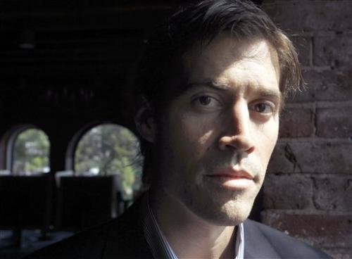 Twitter tries to block images of Foley killing