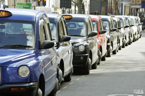 Uber sparks battle for taxi supremacy in London