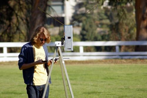 UCLA undergrads are first to build an entire satellite on campus
