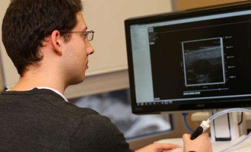 Ultra-small ultrasounds
