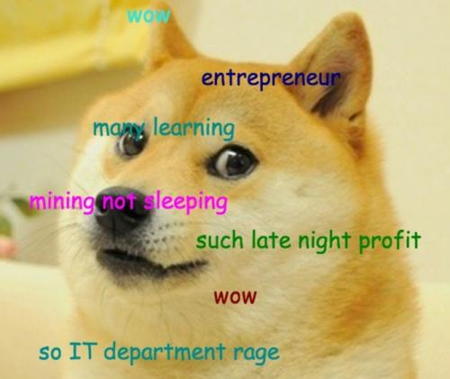 Universities should ban Facebook before punishing Dogecoin miners