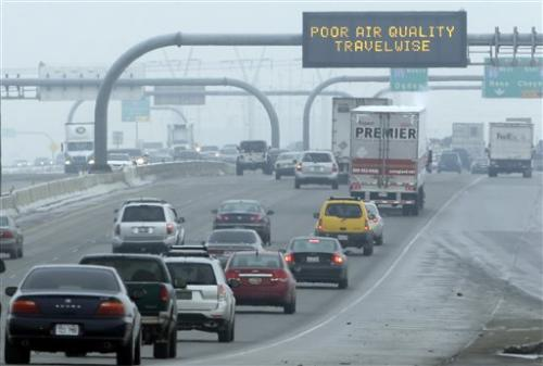 US carbon pollution up 2 percent in 2013