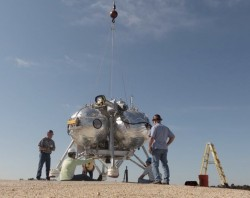 Video: Morpheus flies higher and farther than ever