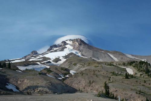 Volcanoes, including Mt. Hood, can go from dormant to active quickly