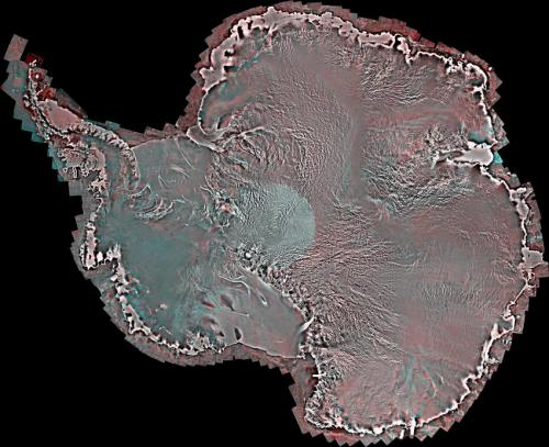 Waterloo makes public most complete Antarctic map for climate research
