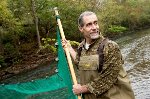 Wildlife scientists map fishing resources to assist land managers, anglers