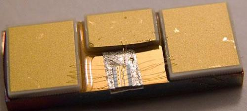 World record terahertz laser