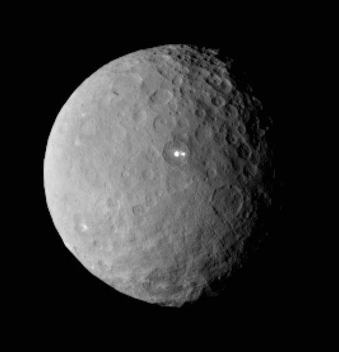 Hello Ceres! NASA spacecraft on first visit to dwarf planet