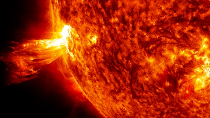 Solar storm researchers prepare for the 'big one' with new ...