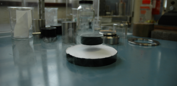 Strongest magnetic field trapped in a superconductor is a world record