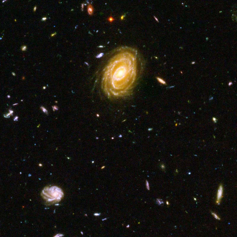 best photos of distant galaxies - photo #29