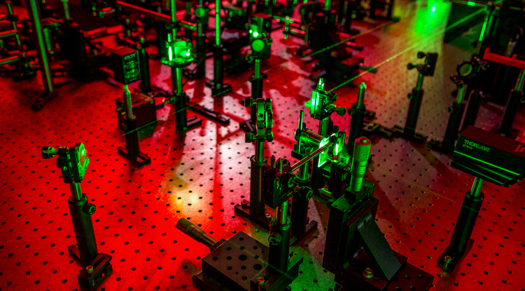 UA engineers twist physics laws to boost sonic science