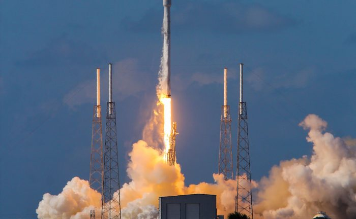 SpaceX to resume commercial spaceflights