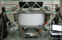 Space Station to Receive New Anti-Mater Detector Component