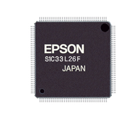 Epson Develops Graphics Engine-Equipped Application Processor for Effortlessly Rendering Screens