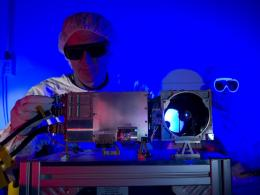 Next Mars rover to zap rocks with powerful laser