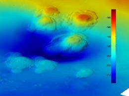 Scientists find ancient asphalt domes off California coast