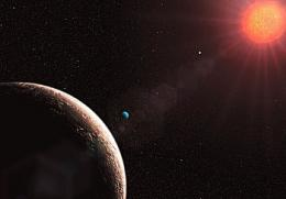 Astronomers spot second smallest exoplanet