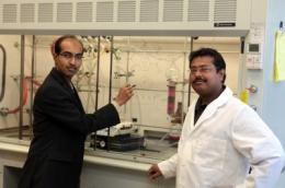 Researcher develops accurate method for detecting dangerous fluoride