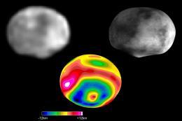 The interior of asteroid Vesta