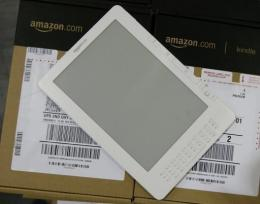 Amazon's Kindle is the leader in the e-reader field but it has been facing pressure recently from Apple's iPad