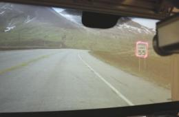 Augmented reality windshield from GM to show drivers potential hazards (w/ Video)