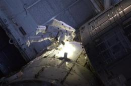 Shuttle Atlantis undocks from space station (AP)