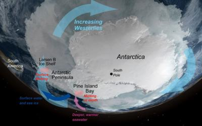 Unstable Antarctica: What's driving ice loss?