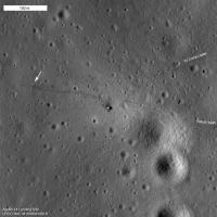 LRO could have given apollo 14 crew another majestic view