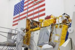 Next generation weather/environmental satellite marks major milestone