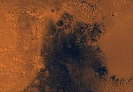 Water on ancient mars found by exposed rocks