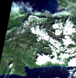 NASA's ASTER Instrument Observes Haiti Quake Aftermath