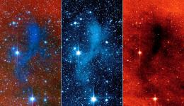 Shining starlight on the dark cocoons of star birth
