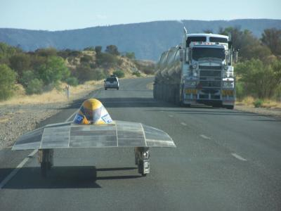 World's fastest solar car smashed Guinness World Record (w/ Video)