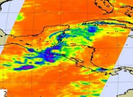 Agatha drenches Guatemala and El Salvador, remnants now in Caribbean