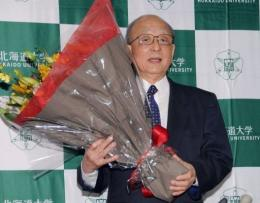 Akira Suzuki  was hailed for producing