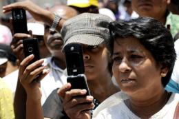 A local council in northern India has banned unmarried women from carrying mobile telephones
