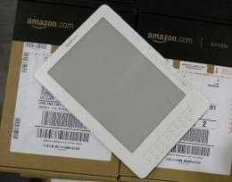 Amazon's Kindle DX