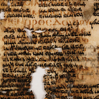 Ancient Bible fragments reveal a forgotten history