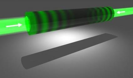 Scientists build world's first anti-laser