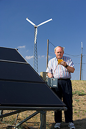 ARS Publishes Guide for Remote Solar Water Pumps