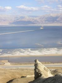 As the Dead Sea Dries, Drilling Shows It's Not the First Time