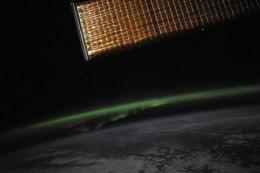 Astronauts open up world to Earthlings via photos (AP)