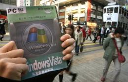 A total of 128.9 billion yuan (18.9 billion dollars) was spent on pirated software last year