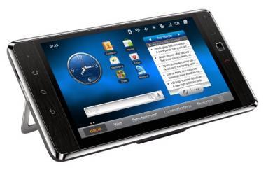 Australia's Telstra unveils iPad-style computer