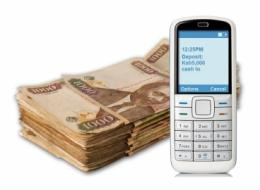 Banking on mobile money